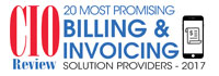 20 Most Promising Billing & Invoicing Solution Providers - 2017